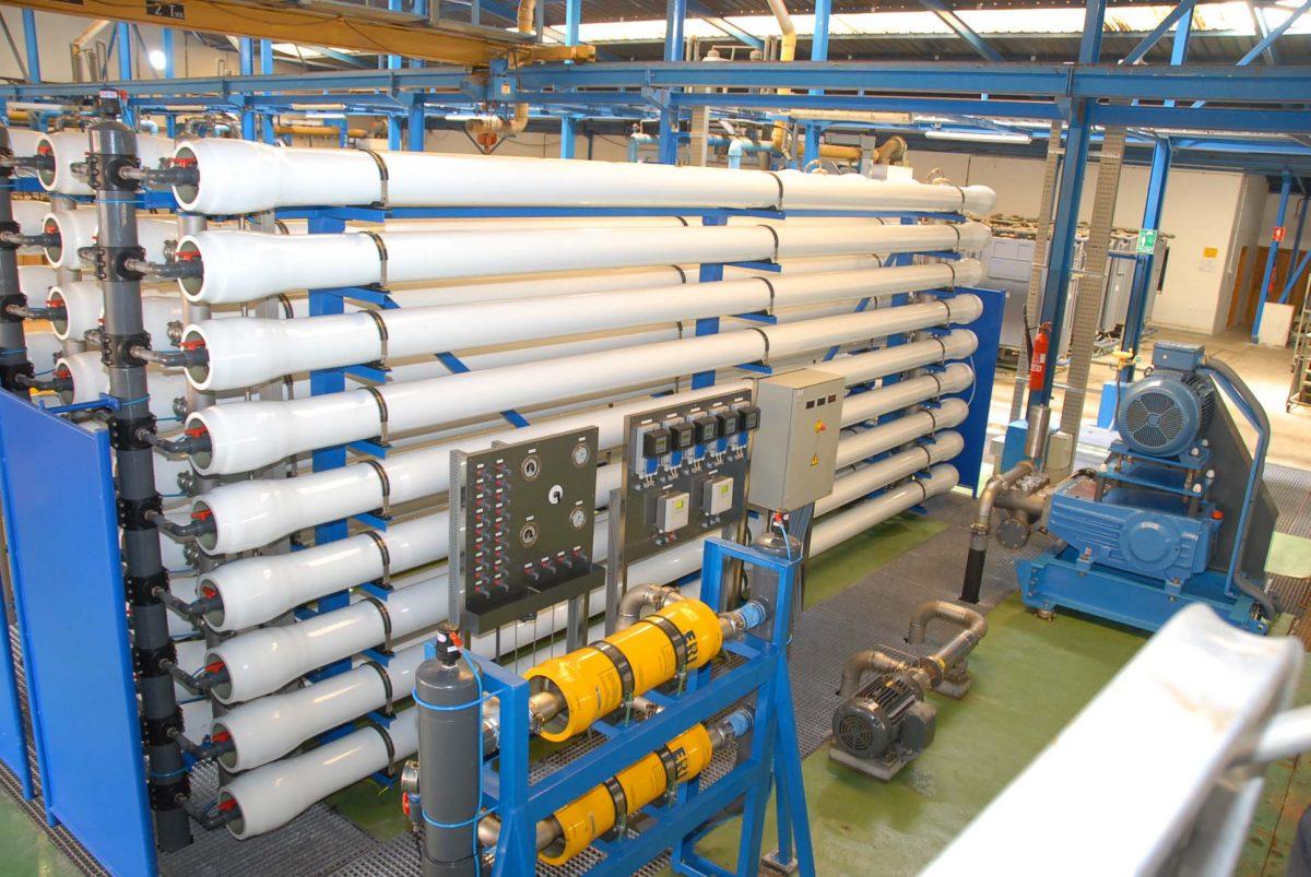 Transición Ecológica subvenciona con 8,5 millones el funcionamiento de 23 plantas potabilizadoras
