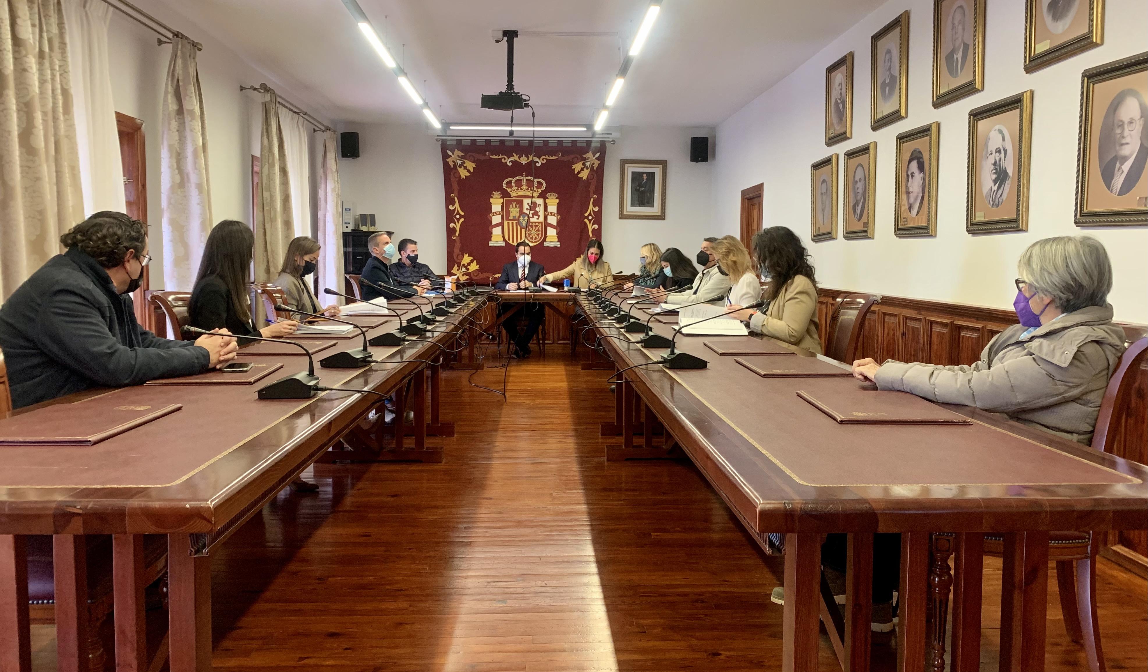 Pleno del Ayuntamiento de Tacoronte / CanariasNoticias.es