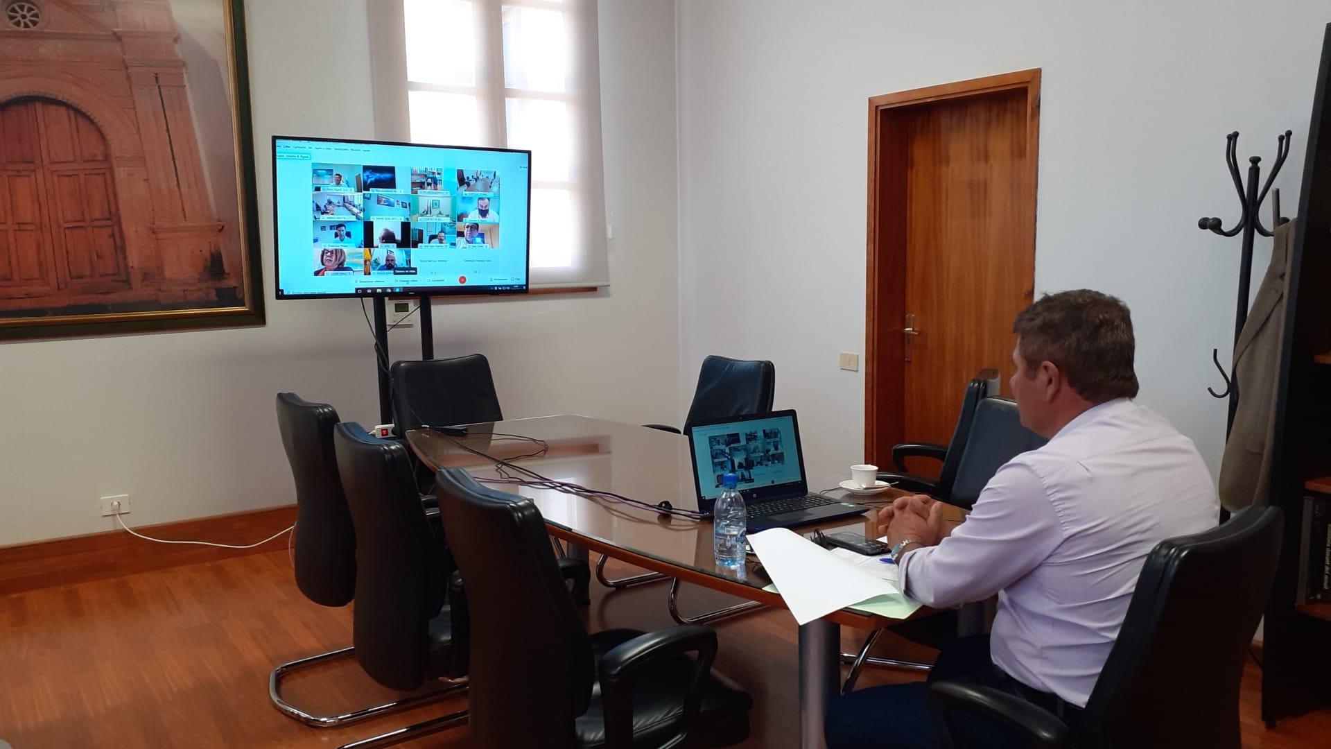Reunión con el Consejo Asesor de Puertos Canarios / CanariasNoticias.es