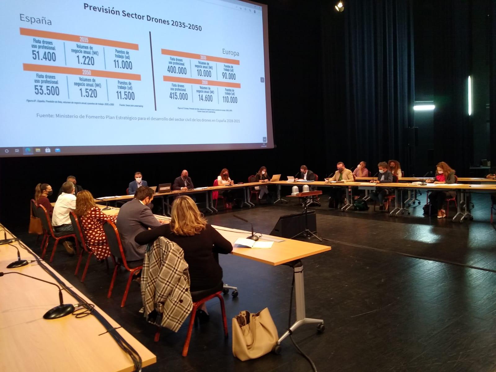 Constitución del Consejo de Administración del Parque Tecnológico de Fuerteventura / CanariasNoticias.es