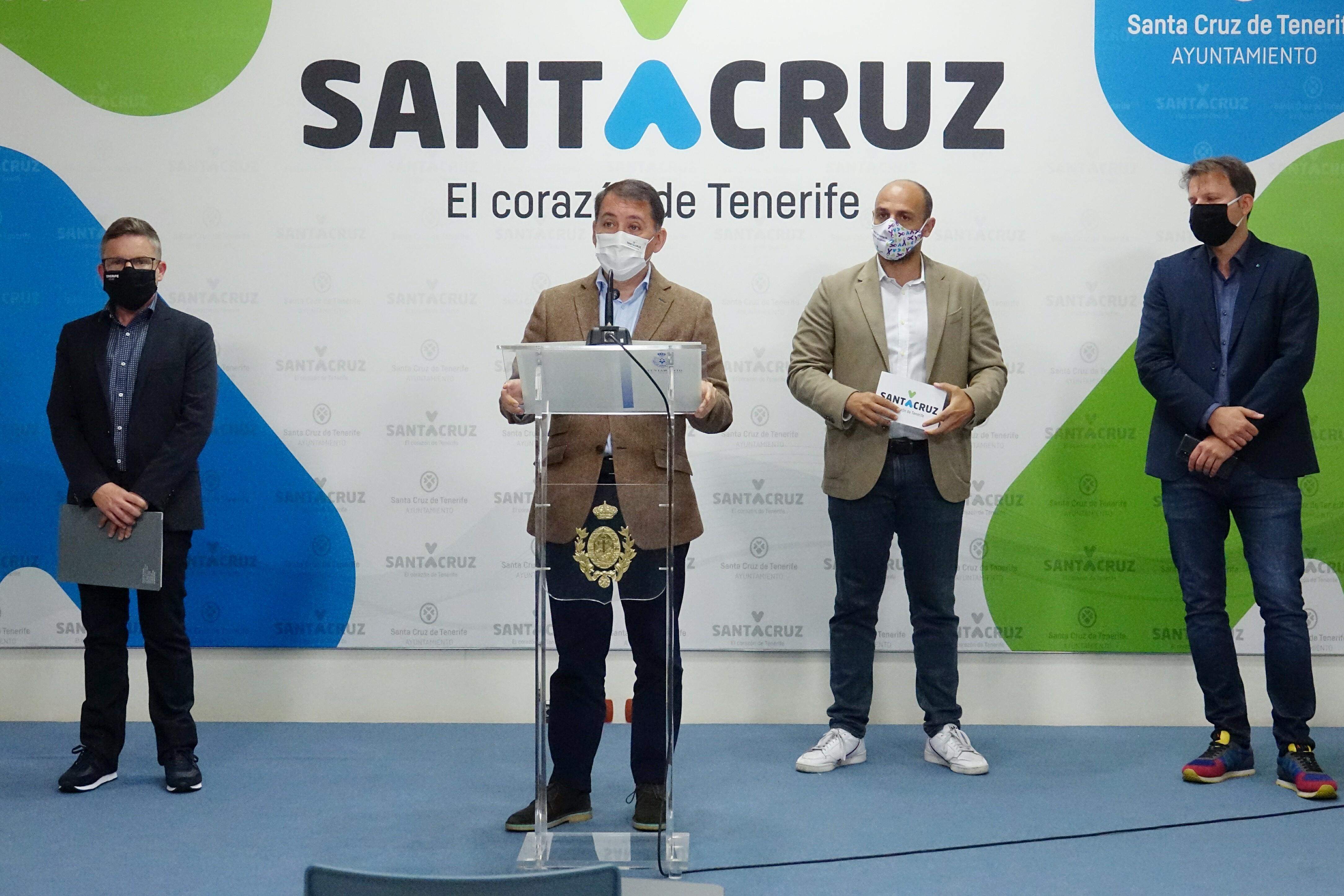 Presentación de la 8ª edición de Hackron en Santa Cruz de Tenerife / CanariasNoticias.es