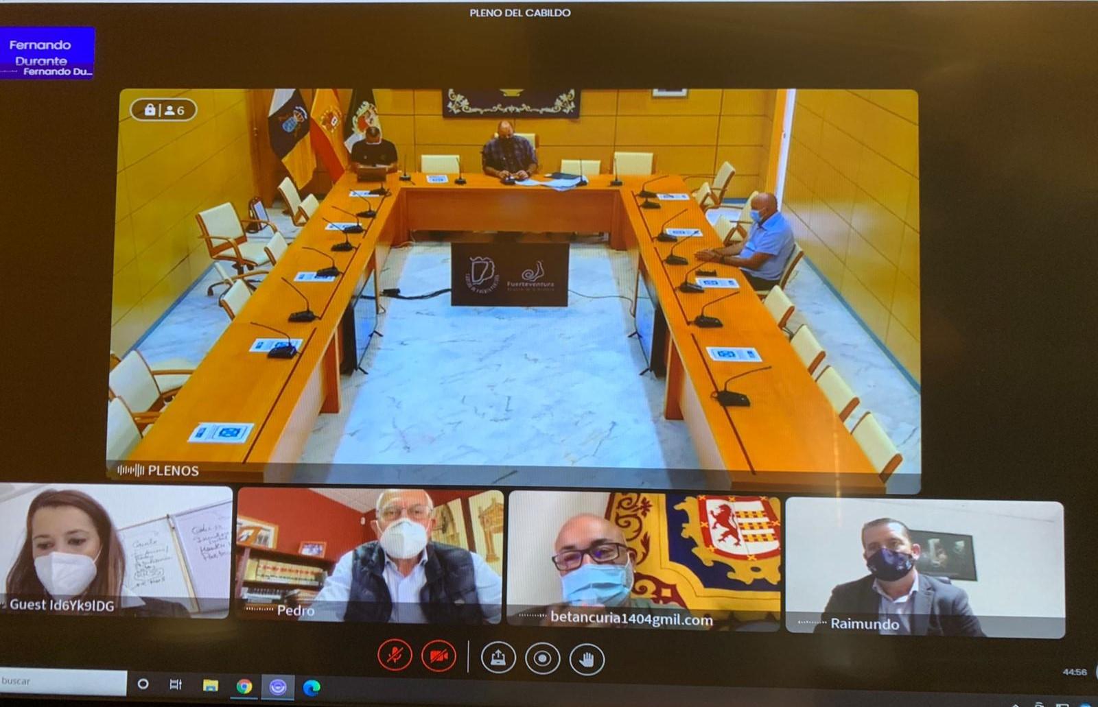 Reunión de Seguridad y Emergencias con municipios de Fuerteventura / CanariasNoticias.es