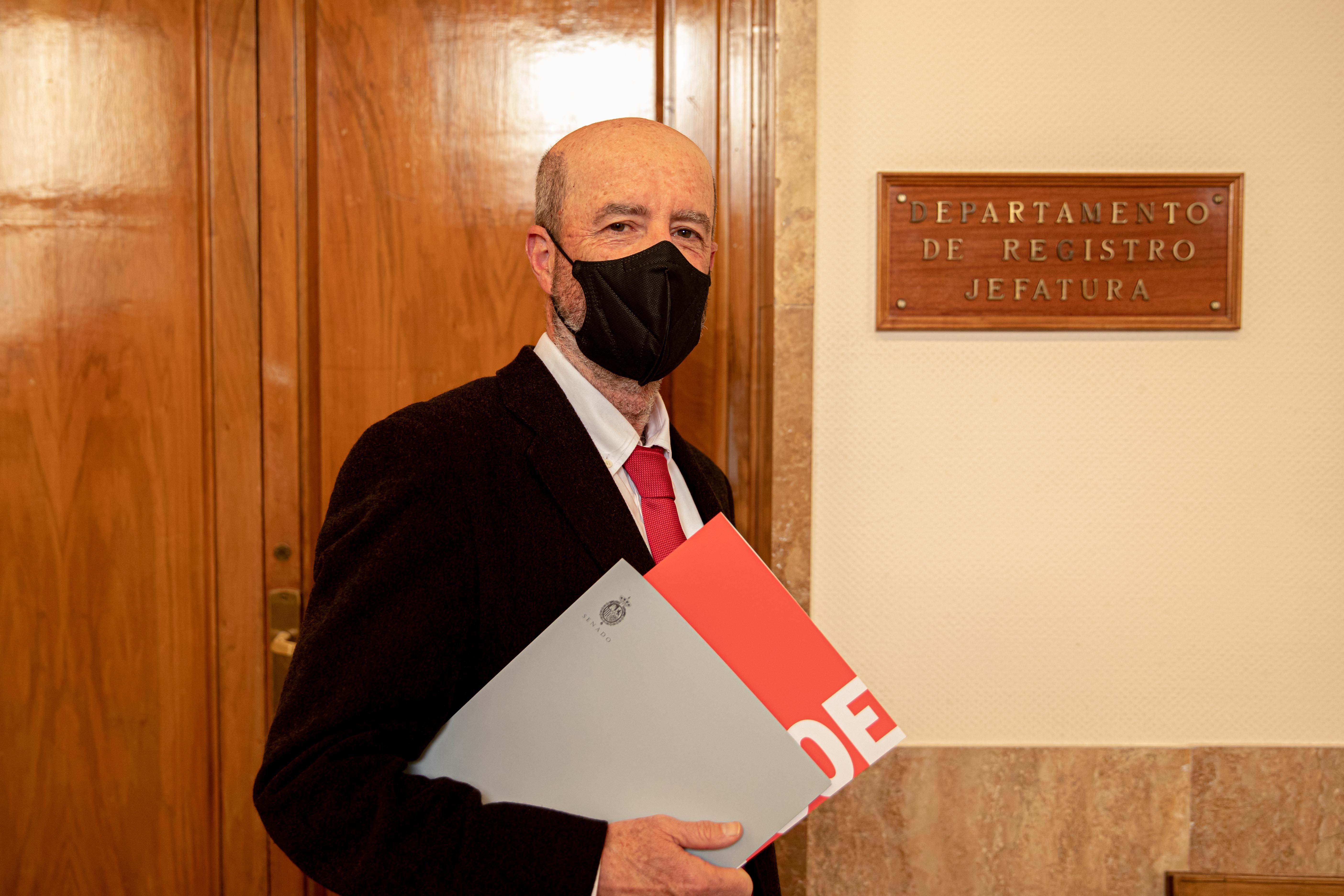 Santiago Pérez, senador del PSOE / CanariasNoticias.es