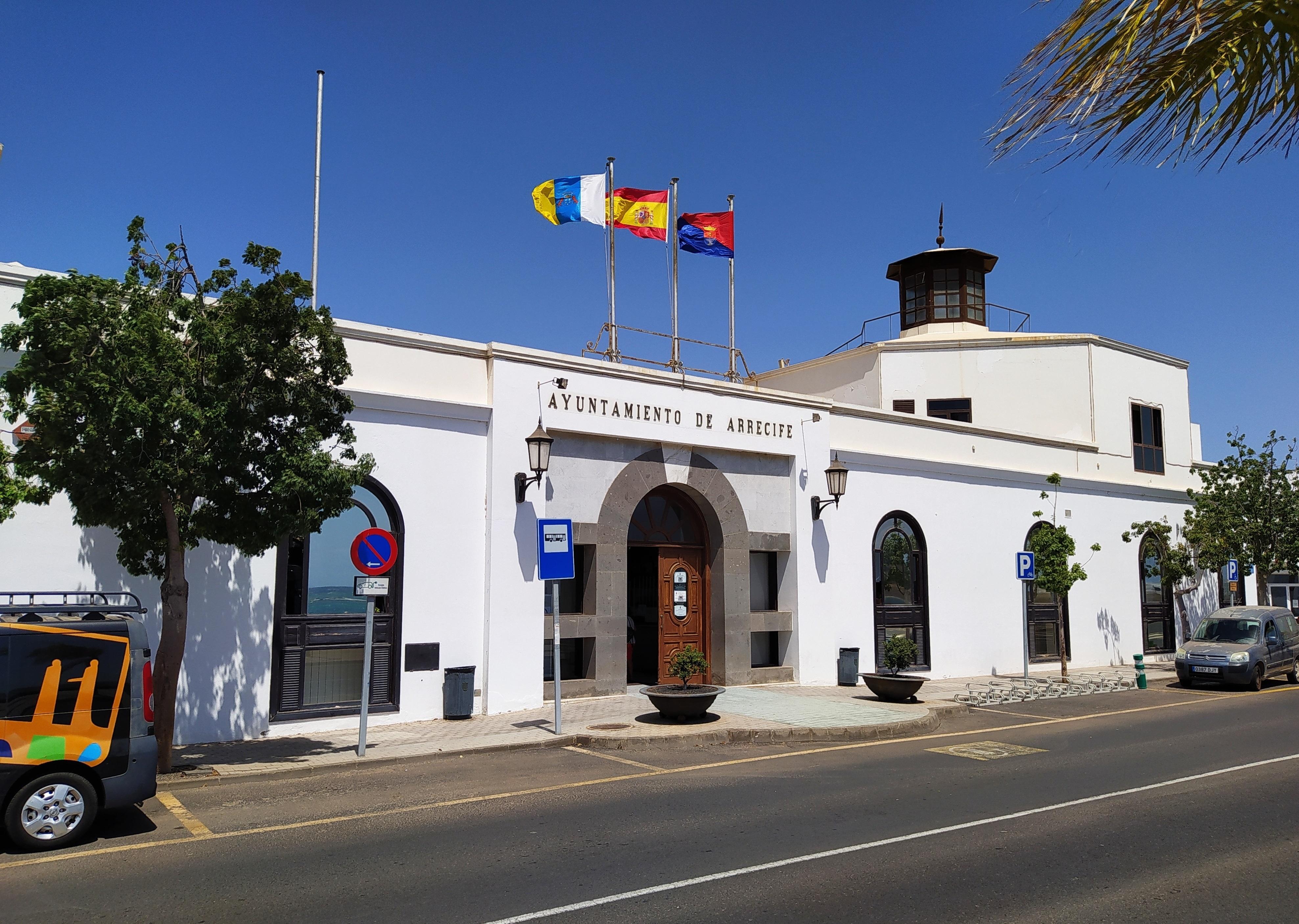 Ayuntamiento de Arrecife (Lanzarote) / CanariasNoticias.es
