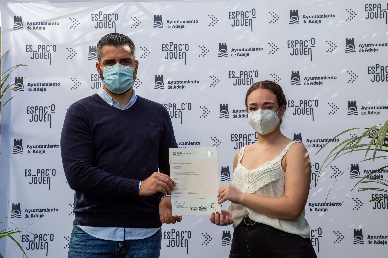 Jóvenes de Adeje obtiene el B1 de inglés de la Universidad de Cambridge / CanariasNoticias.es