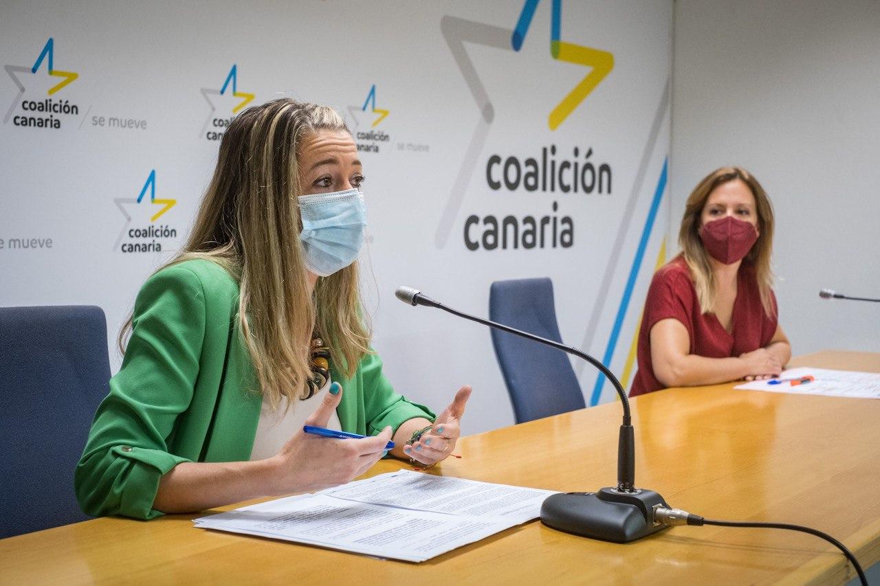 Rosa Dávila y  Verónica Meseguer / CanariasNoticias.es