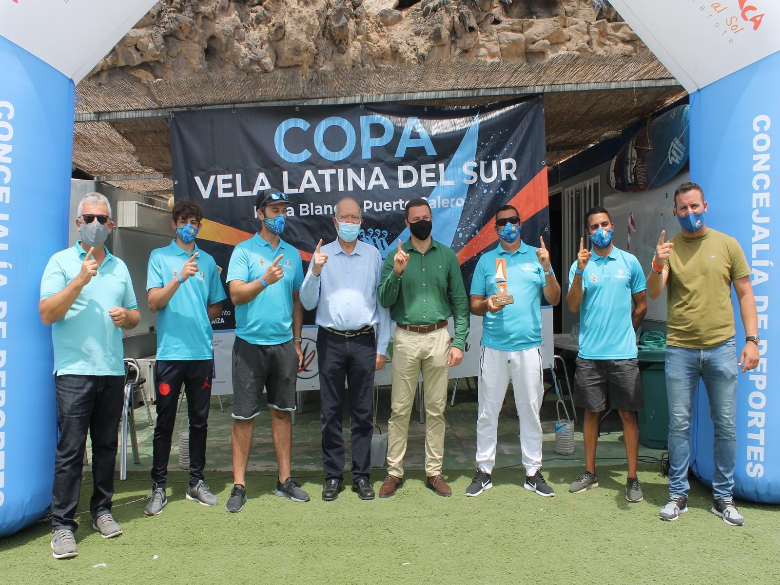 Copa Vela Latina del Sur (Lanzarote) / CanariasNoticias.es