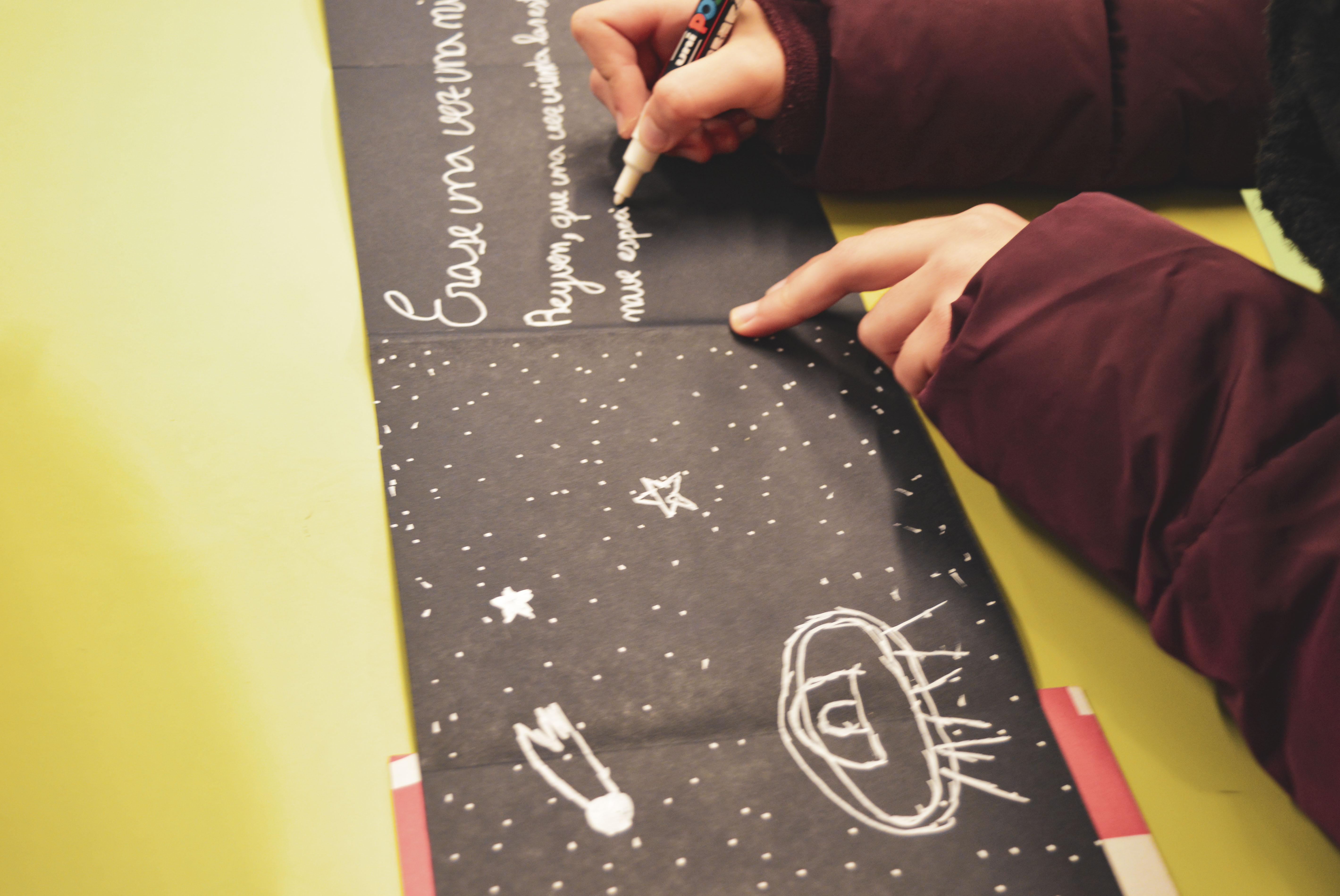 La cumbre de Gran Canaria se convierte en el escenario de 70 cuentos de escolares de Tejeda y Artenara