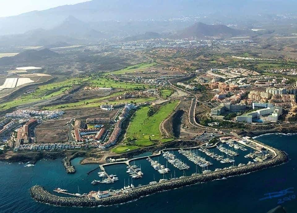 Urbanización Amarilla Golf. San Miguel de Abona/ canariasnoticias
