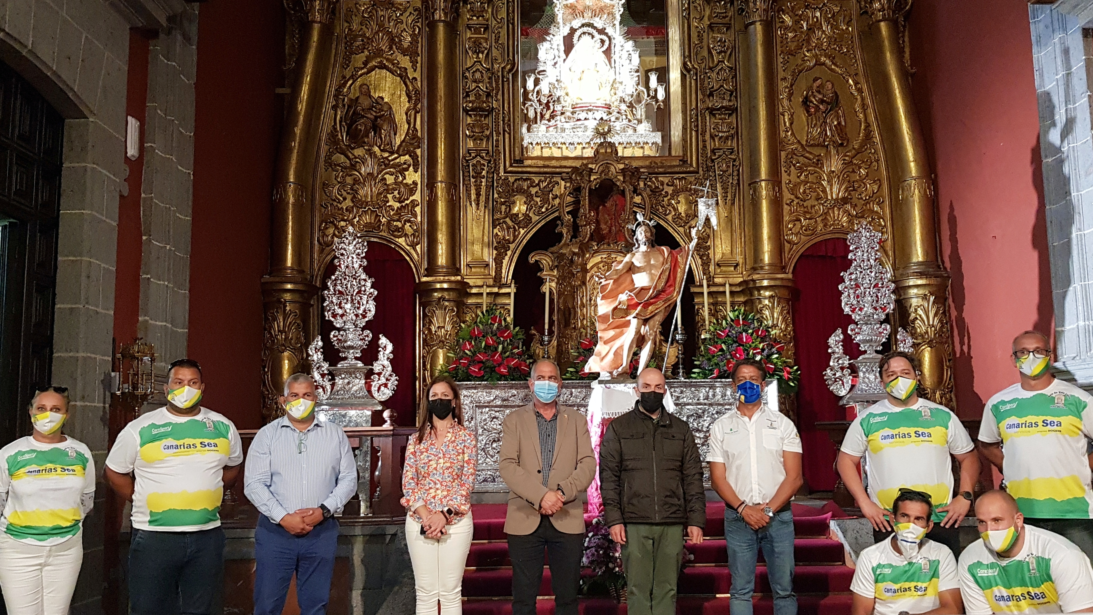 El bote 'Villa de Teror' se estrena en el Campeonato de Vela Latina Canaria / CanariasNoticias.es