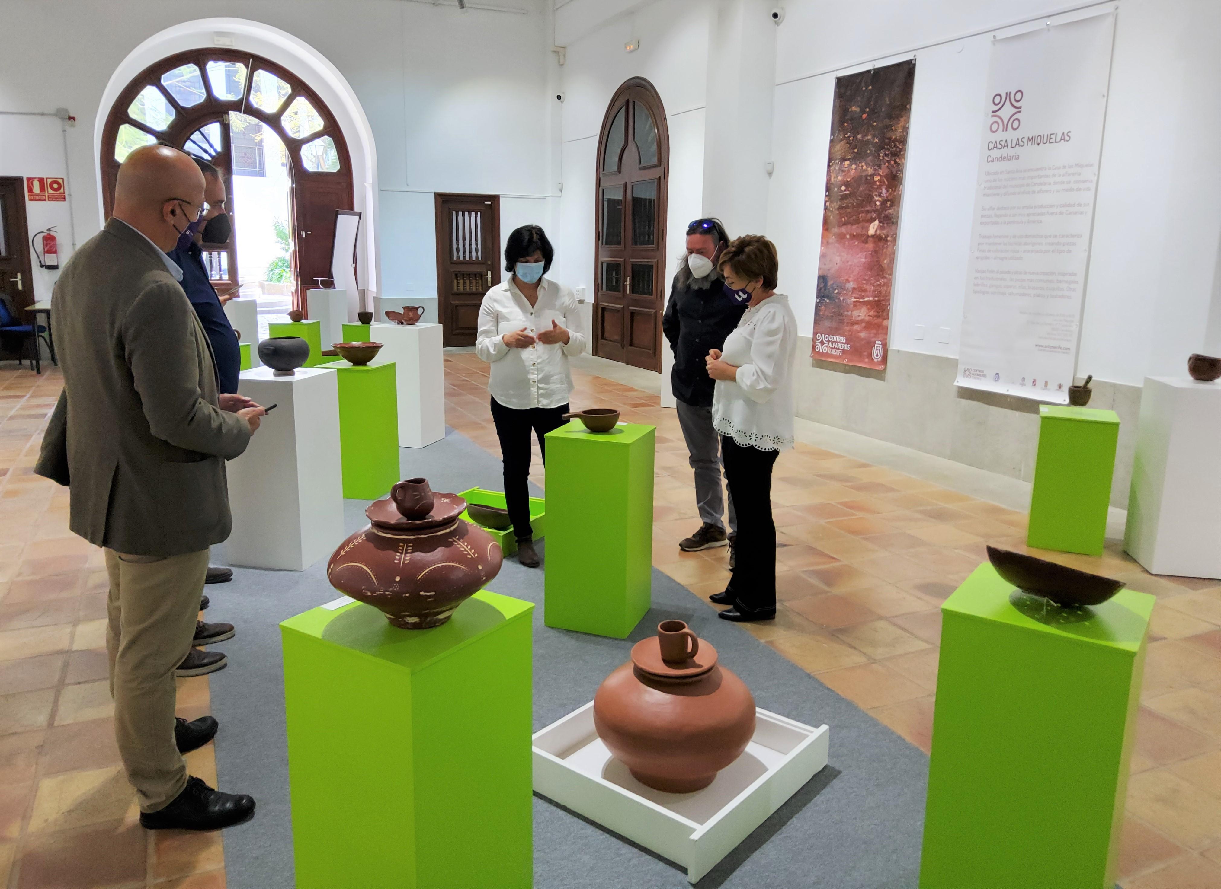 Exposición de los Centros Alfareros de Tenerife / CanariasNoticias.es