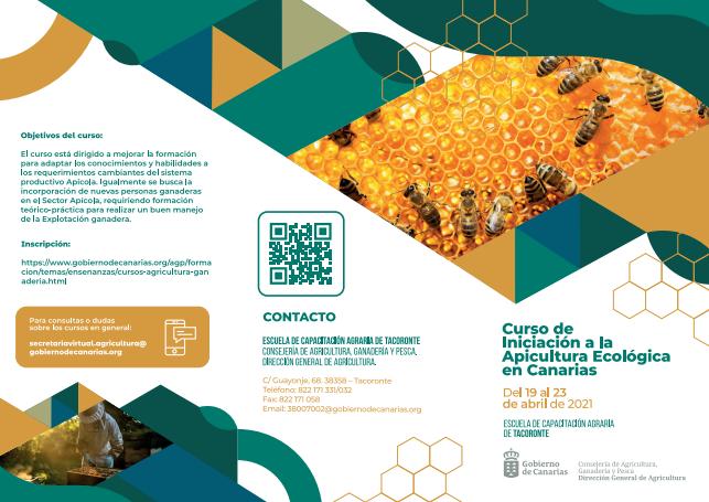 Apicultura Ecológica/ canariasnoticias