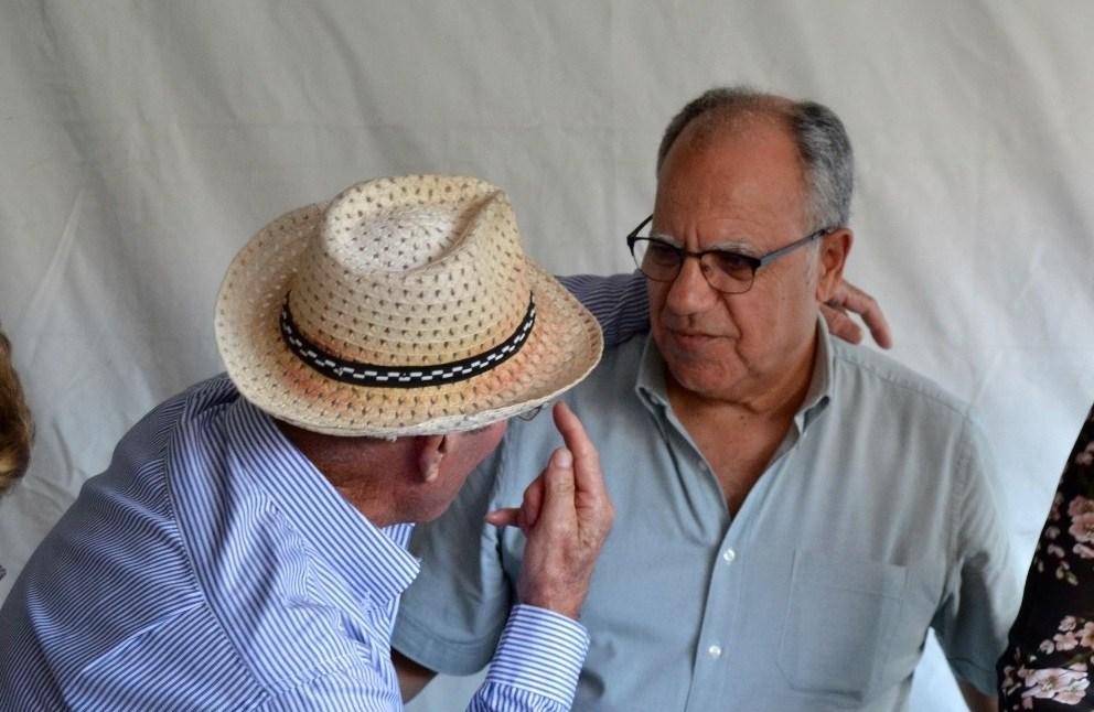 Casimiro Curbelo, presidente del Cabildo de La Gomera / CanariasNoticias.es