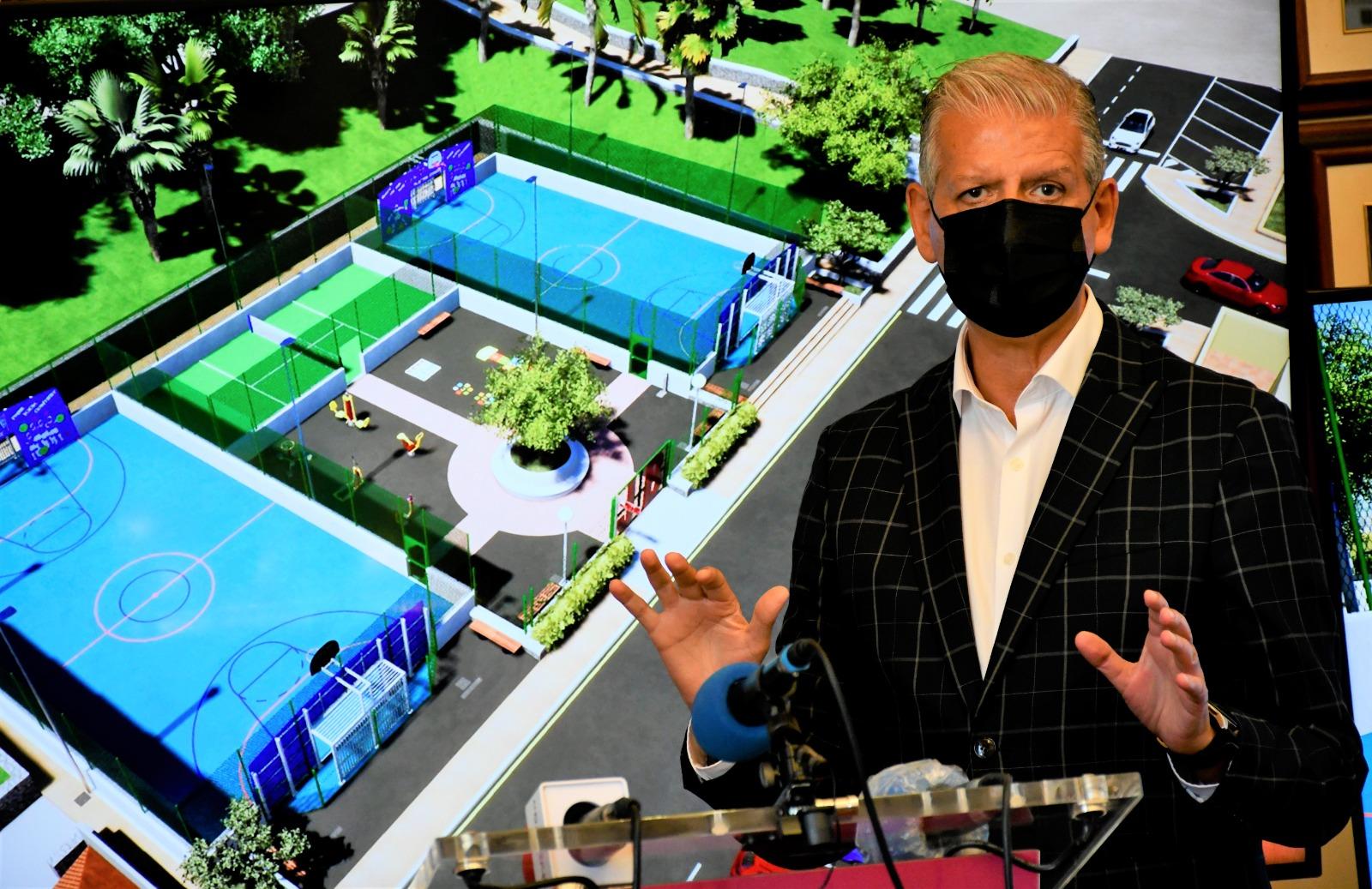 La Orotava (Tenerife) contará con un parque lúdico-deportivo / CanariasNoticias.es