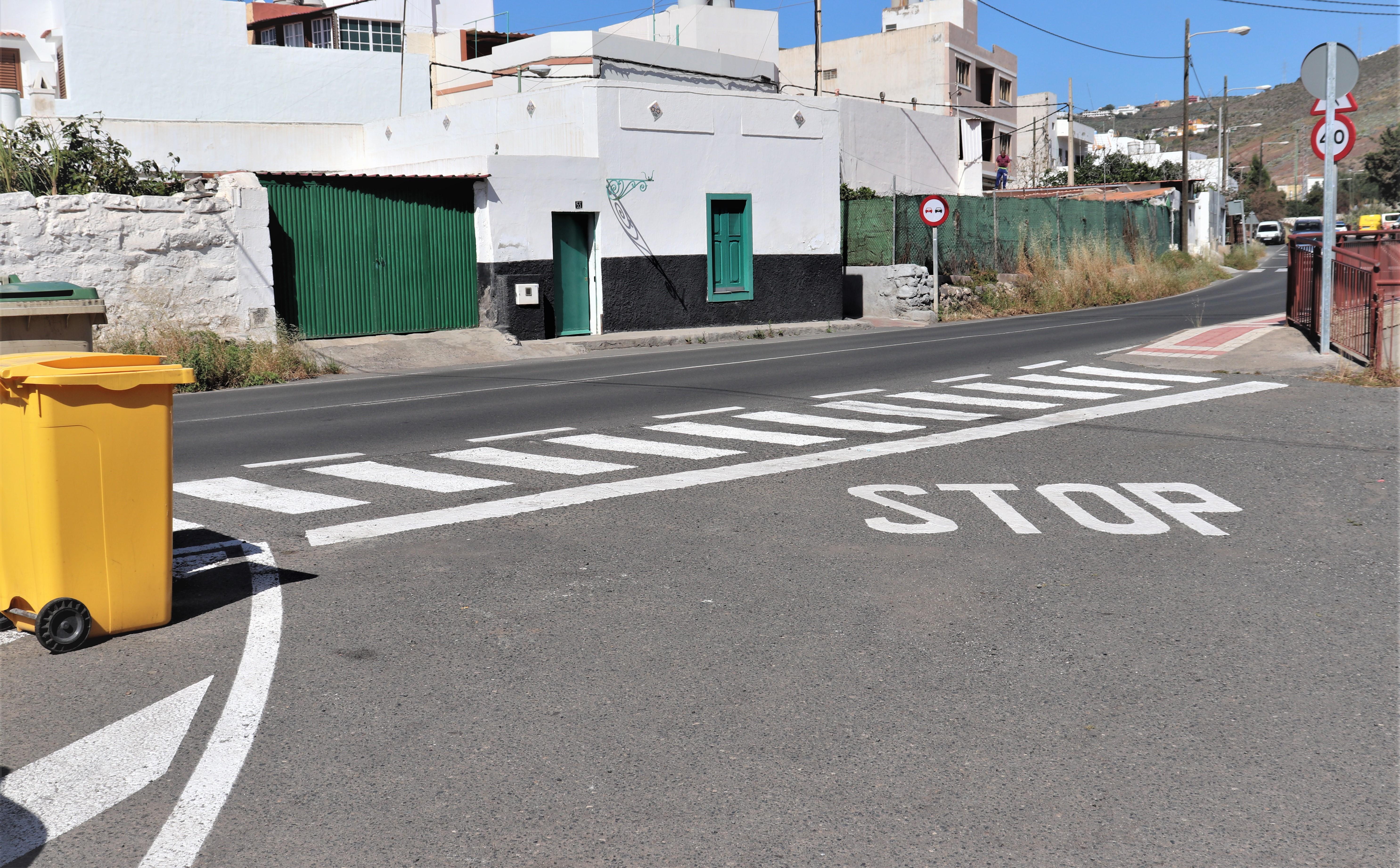 Mejoras de movilidad en el entorno del CEO Omayra Sánchez de Marzagán / CanariasNoticias.es