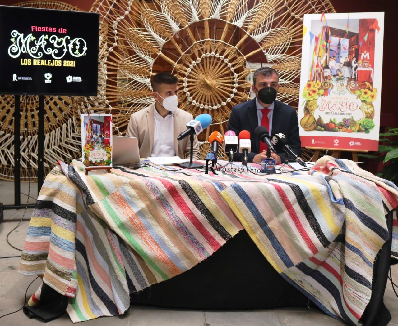 Manuel Domínguez y José David Cabrera. Los Realejos/ canariasnoticias