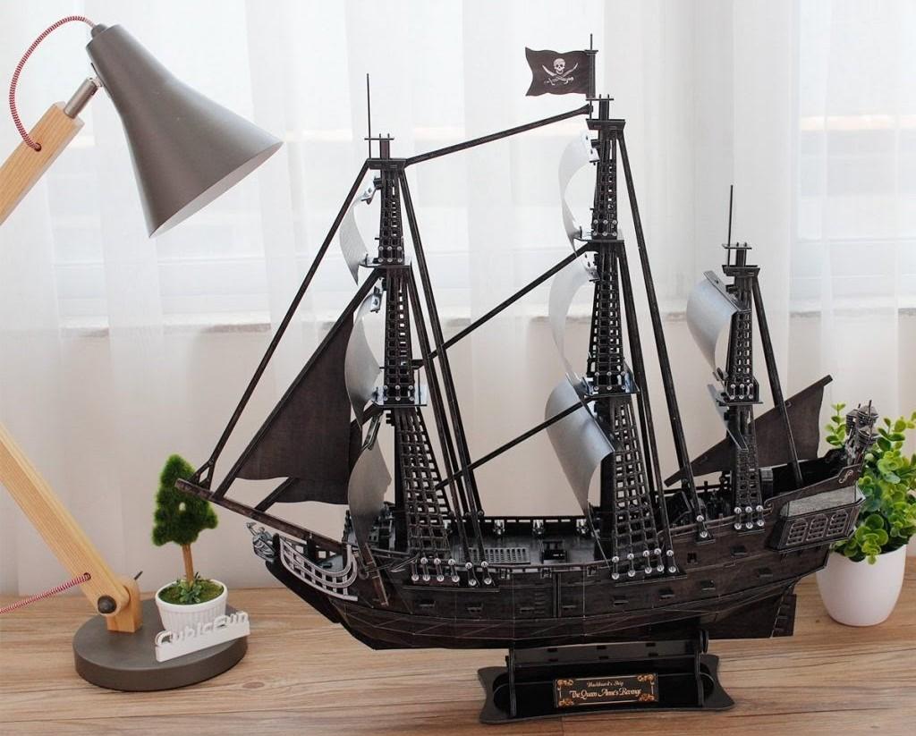 Los nuevos puzzles 3D, diversión más asegurada para niños y adultos