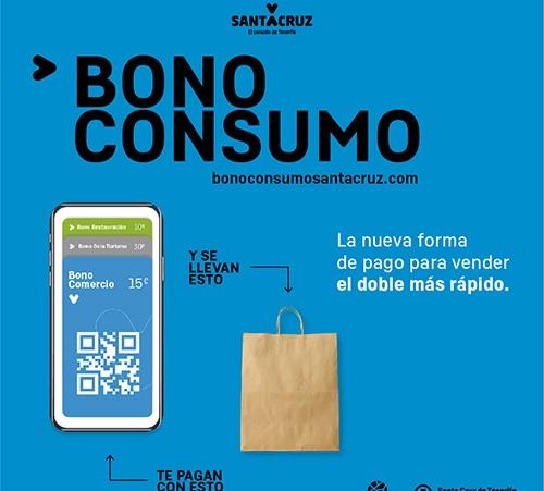 """""""Bonos Consumo Santa Cruz"""" / CanariasNoticias.es"""