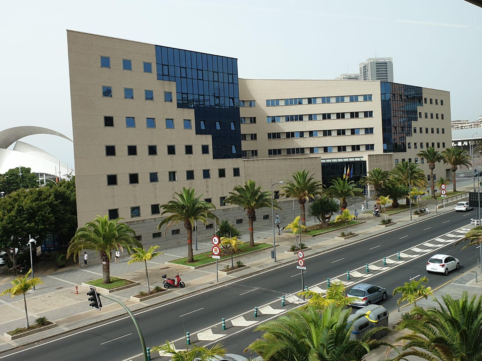 Palacio de Justicia Santa Cruz de Tenerife / CanariasNoticias.es