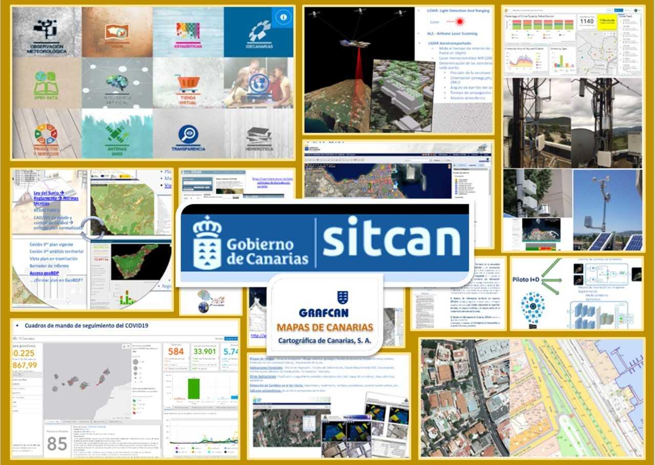 Transición Ecológica presenta un convenio sobre el SITCAN a ayuntamientos de Tenerife y El Hierro
