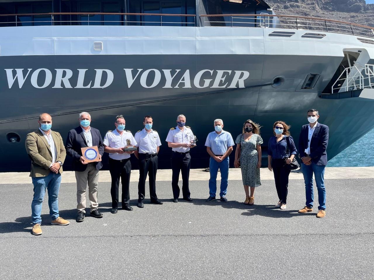 Puerto de Vueltas. World Voyager/ canariasnoticias