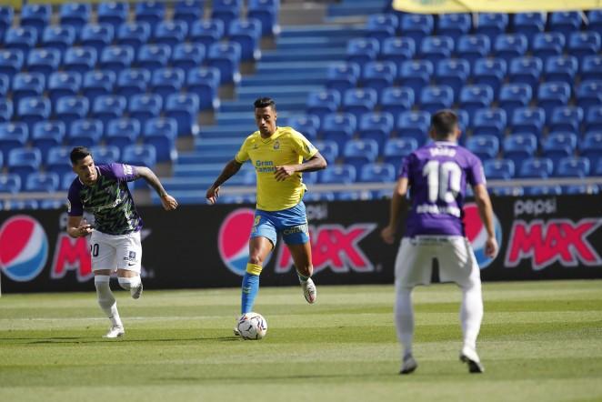 U.D. Las Palmas - Málaga C.F./ canariasnoticias