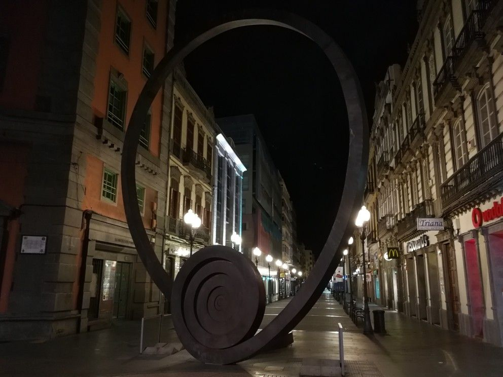 Calle Triana. Las Palmas de Gran Canaria/ canariasnoticias.es