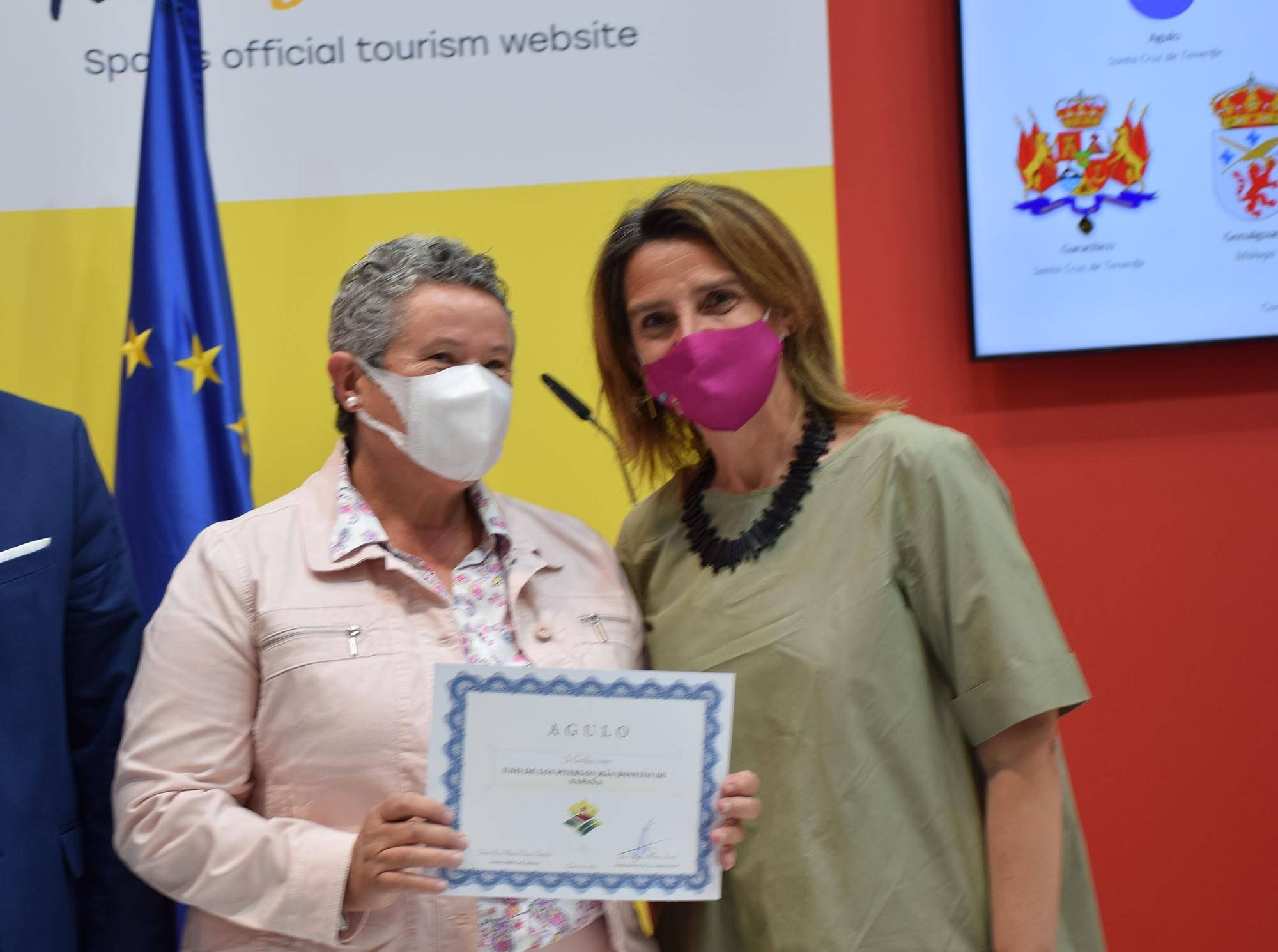Agulo (La Gomera) recibe la acreditación como uno de los Pueblos más Bonitos de España / CanariasNoticias.es