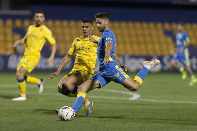 A.D. Alcorcón 0 - U.D. Las Palmas 0/ canariasnoticias