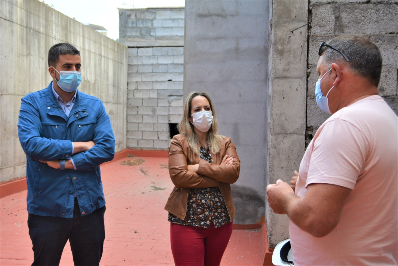 Susana Machín y Borja Perdomo. Cabildo de La Palma/ canariasnoticias