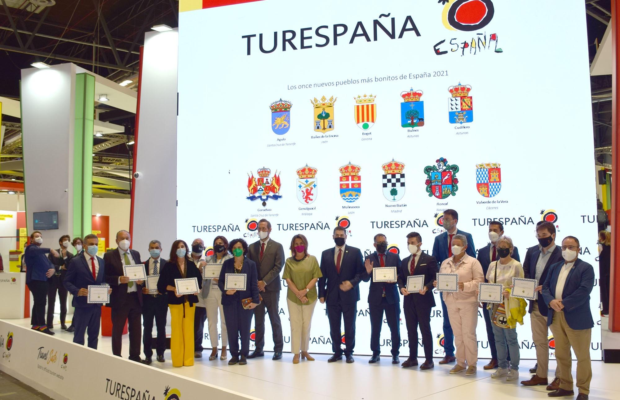 Acreditación como uno de los Pueblos más Bonitos de España / CanariasNoticias.es