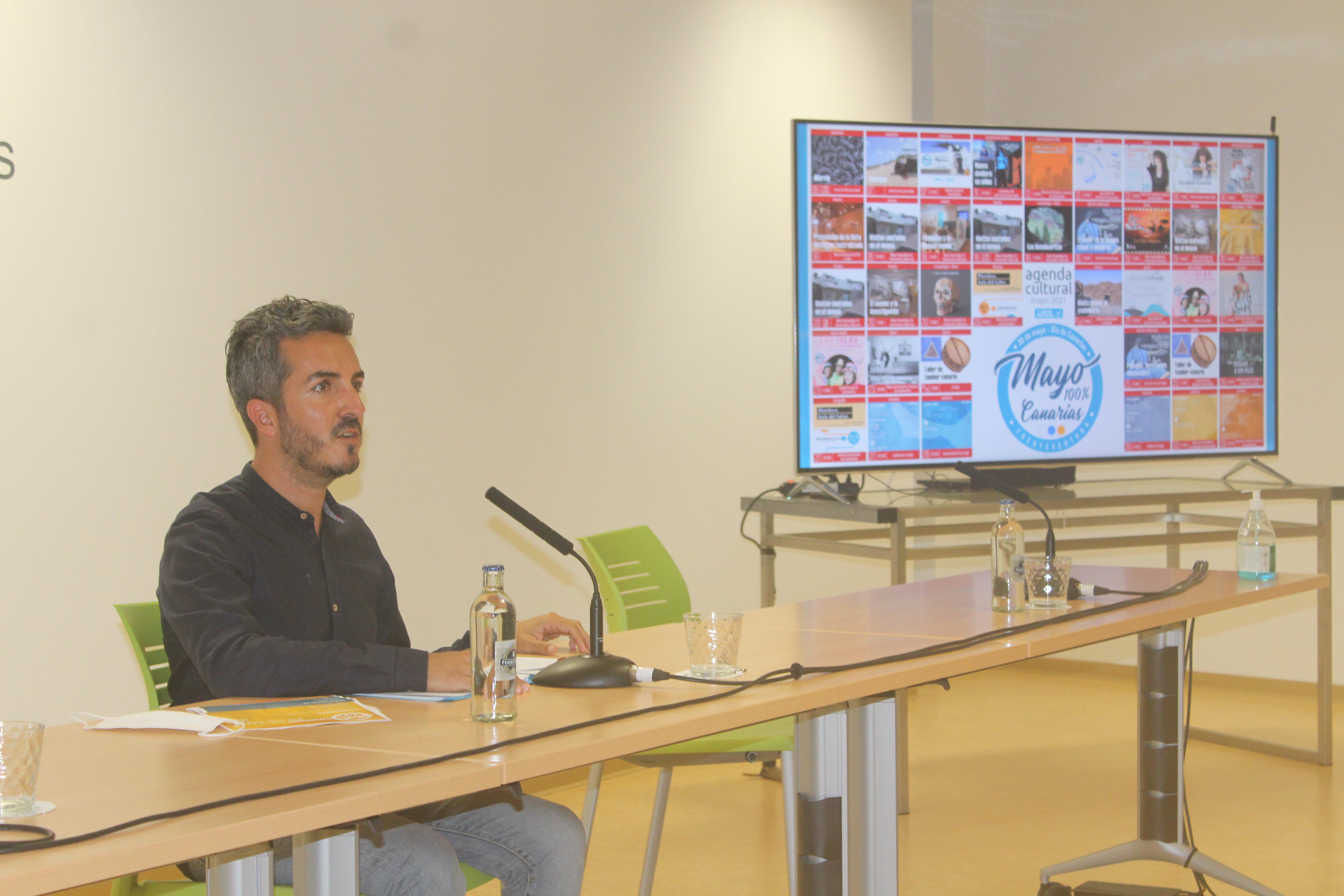 Presentación de la agenda cultural del Cabildo de Fuerteventura / CanariasNoticias.es