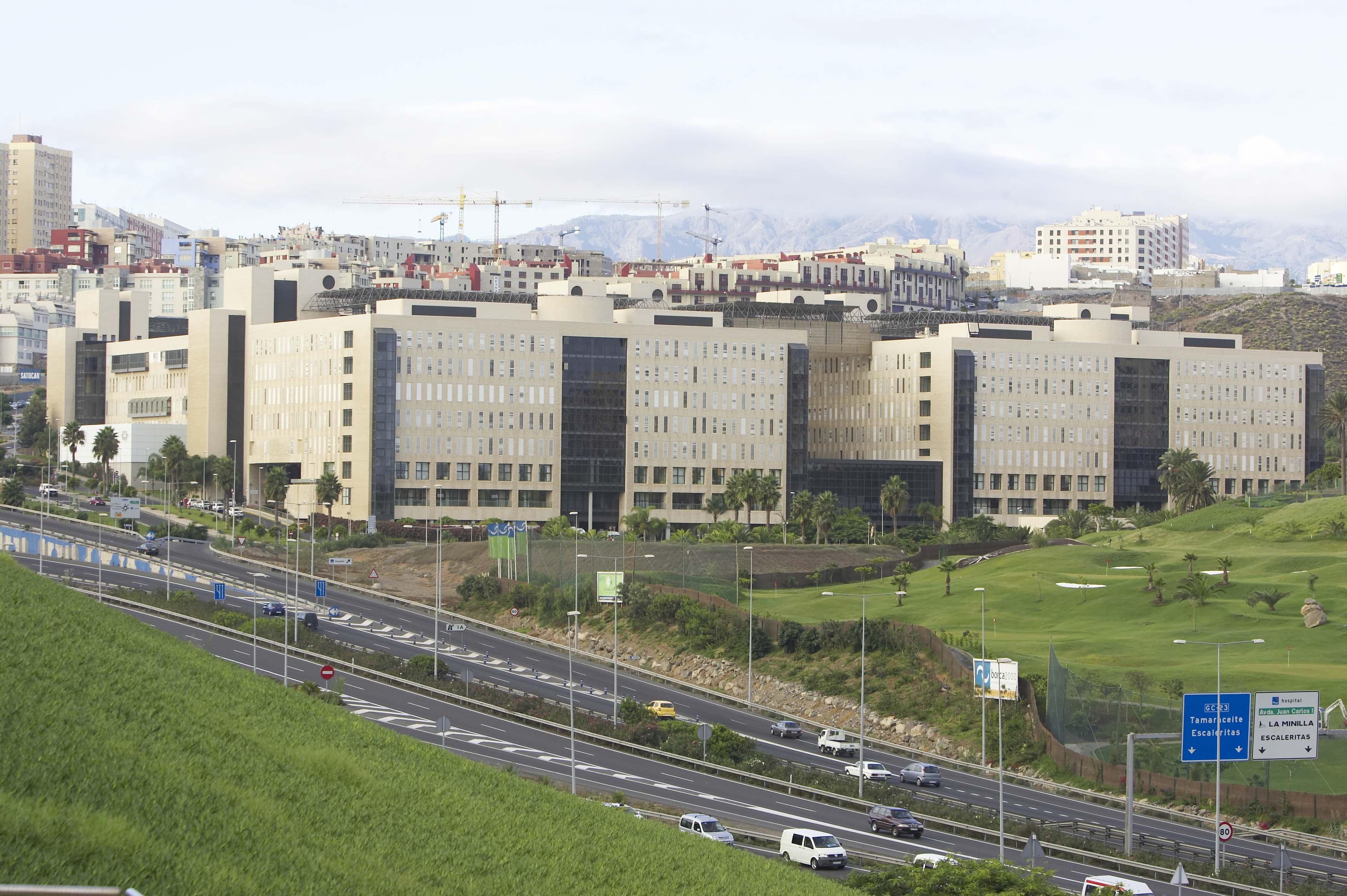 Hospital General de Gran Canaria Doctor Negrín/ canariasnoticias