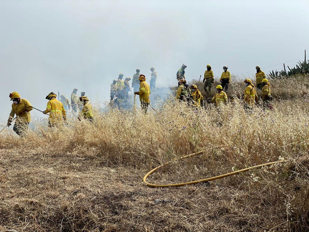 La Gomera intensifica la prevención de incendios / CanariasNoticias.es
