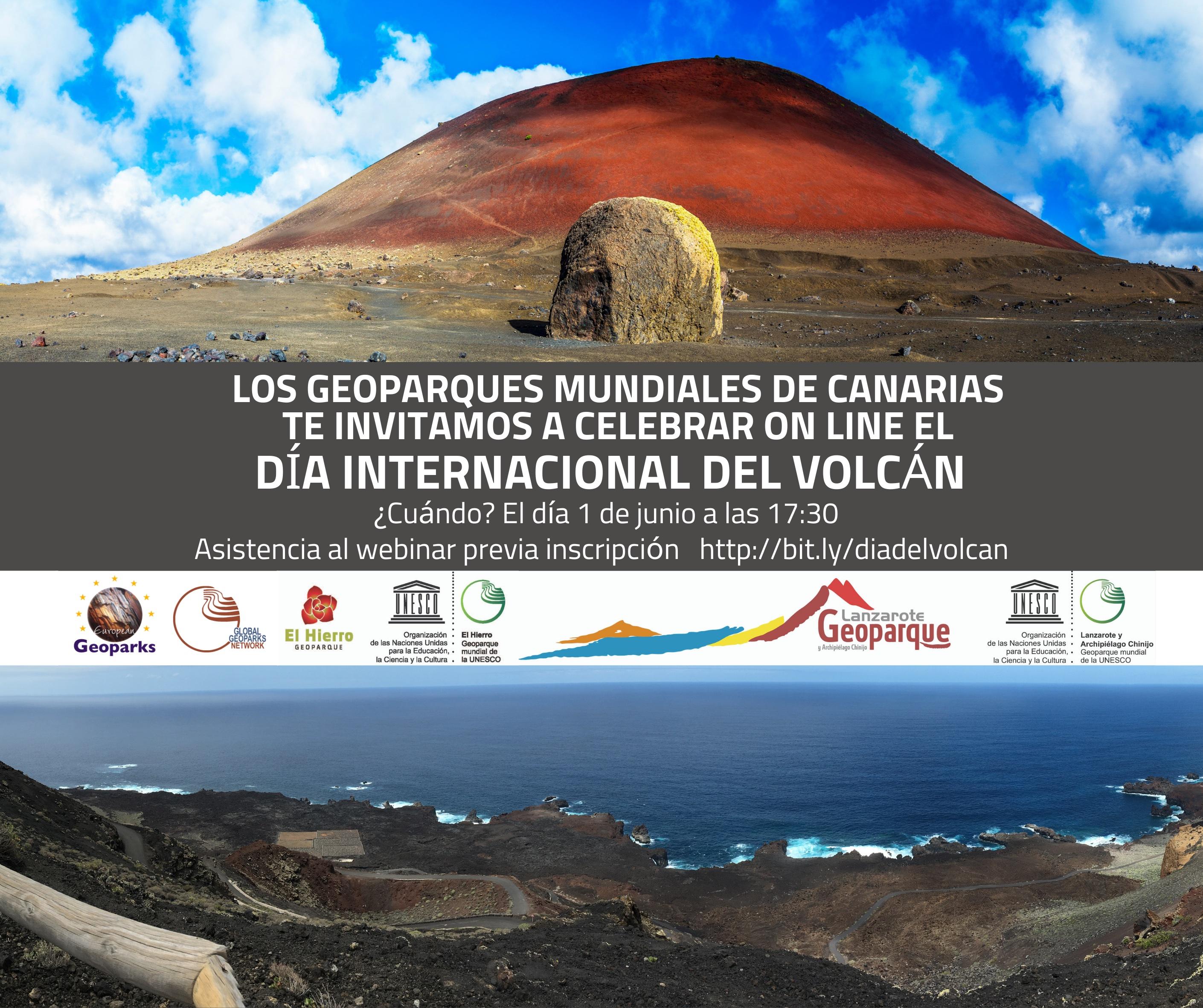 Jornadas virtuales sobre las particularidades del patrimonio geológico de Lanzarote / CanariasNoticias.es