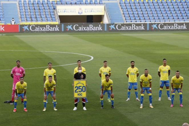 Las Palmas 2 Ponferradina 0/ canariasnoticias