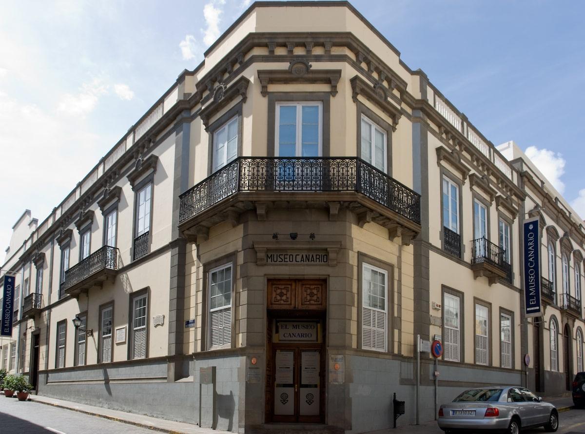 El Museo Canario. Las Palmas de Gran Canaria / CanariasNoticias.es