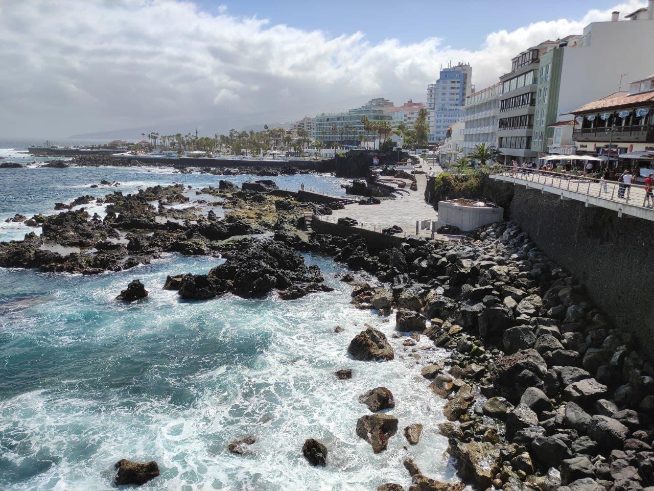 Playa de San Telmo, Puerto de la Cruz (Tenerife) / CanariasNoticias.es