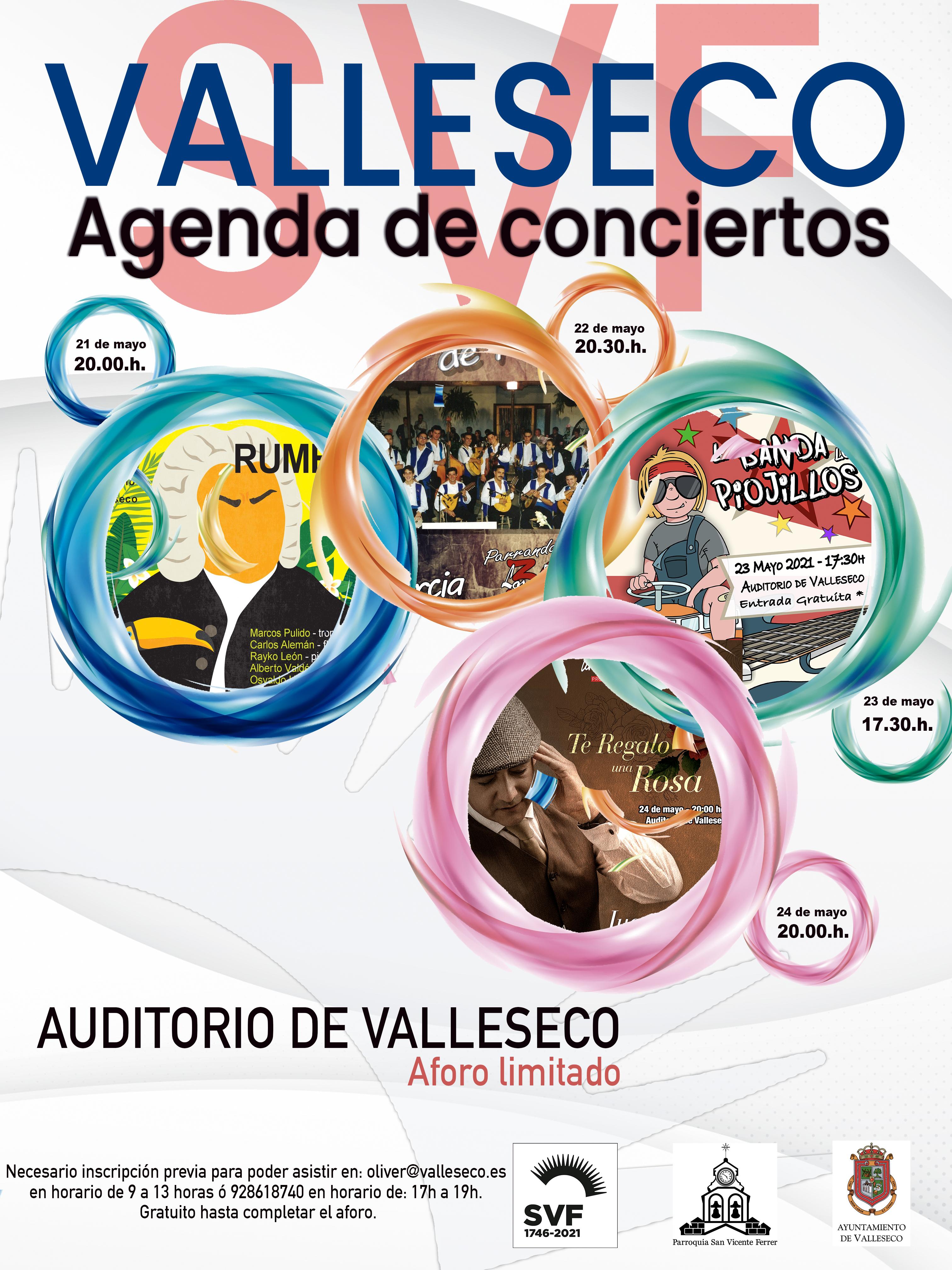 Actos culturales Valleseco / CanariasNoticias.es
