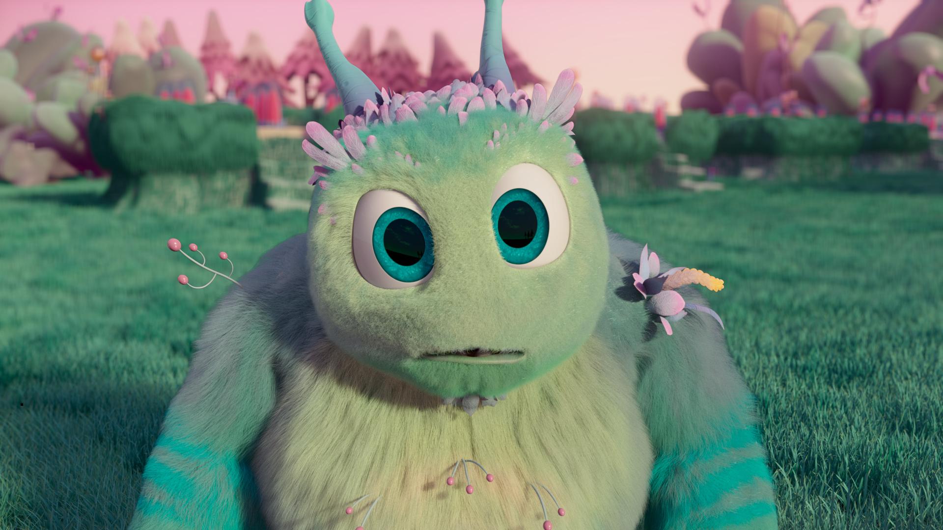 "Cortometraje ""Me a Monster"""