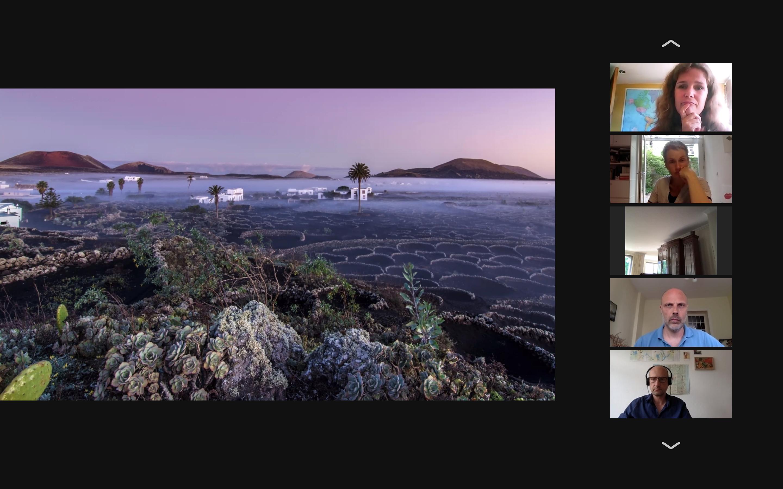 Cata  'online' de vinos y quesos de Lanzarote dirigida a la prensa alemana / CanariasNoticias.es