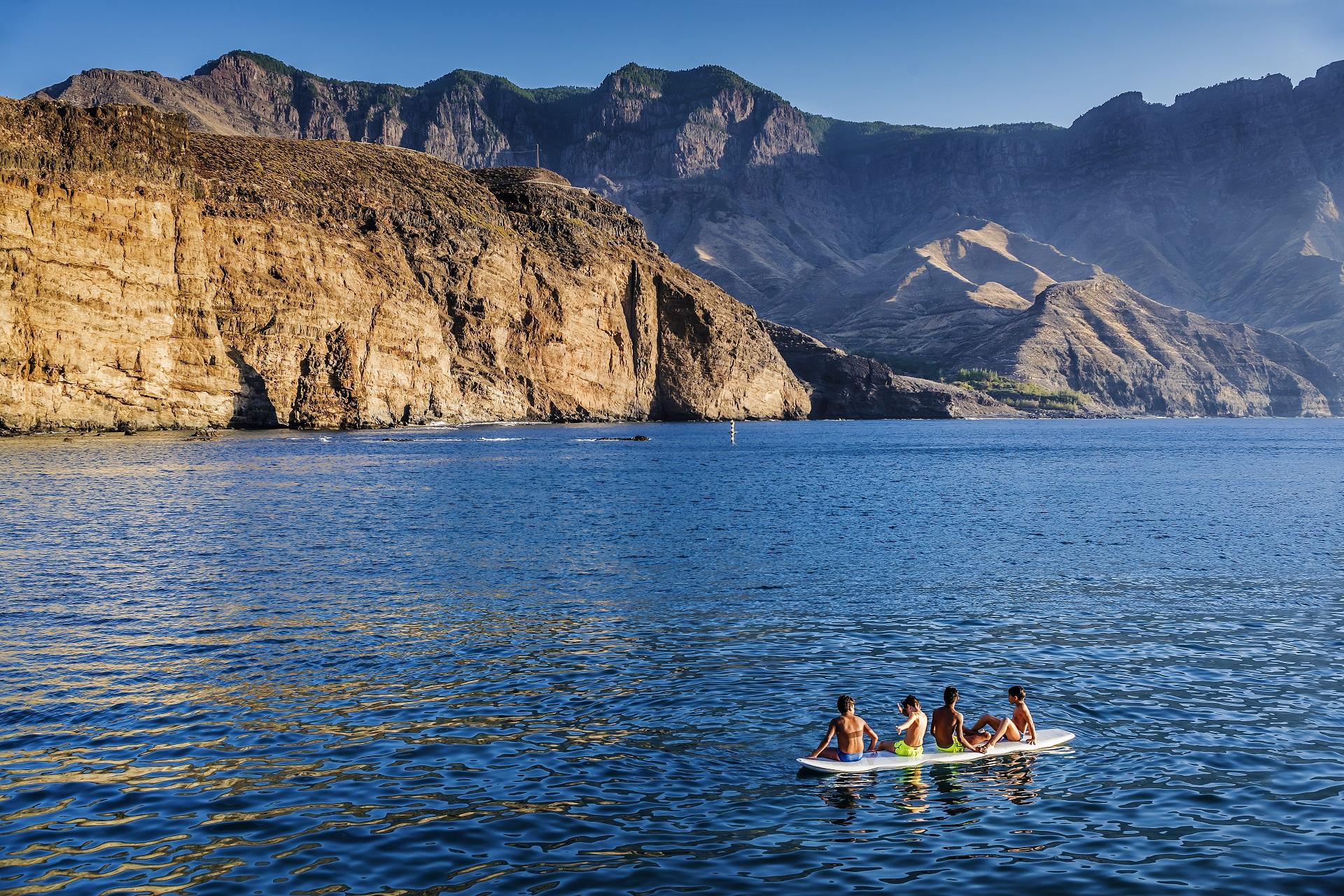 Playa de Las Nieves en Agaete (Gran Canaria) / CanariasNoticias.es