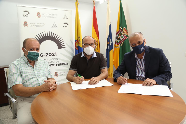 Valleseco volverá a formar parte del itinerario del Rally Islas Canarias / CanariasNoticias.es