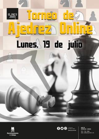 Adeje pone en marcha el primer Torneo de Ajedrez Online/ canariasnoticias