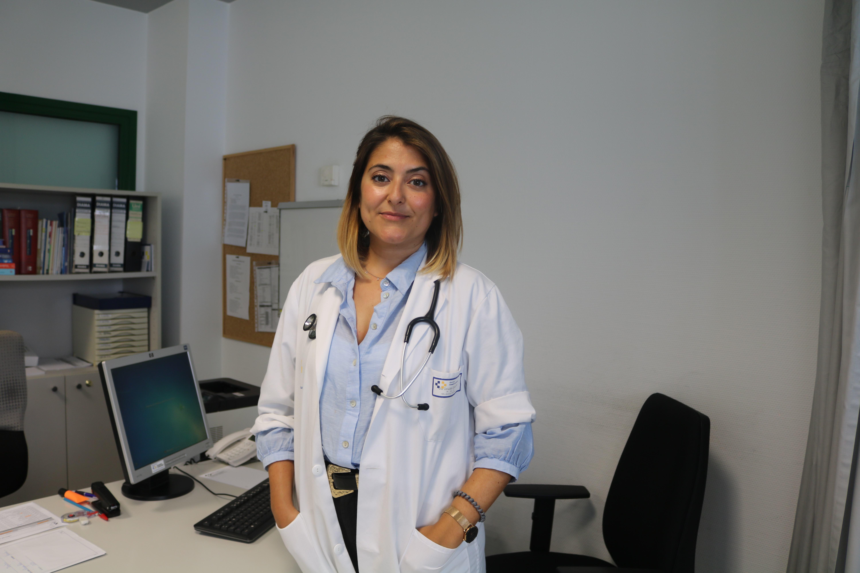 Ana Cerezales, especialista en Medicina Interna / CanariasNoticias.es