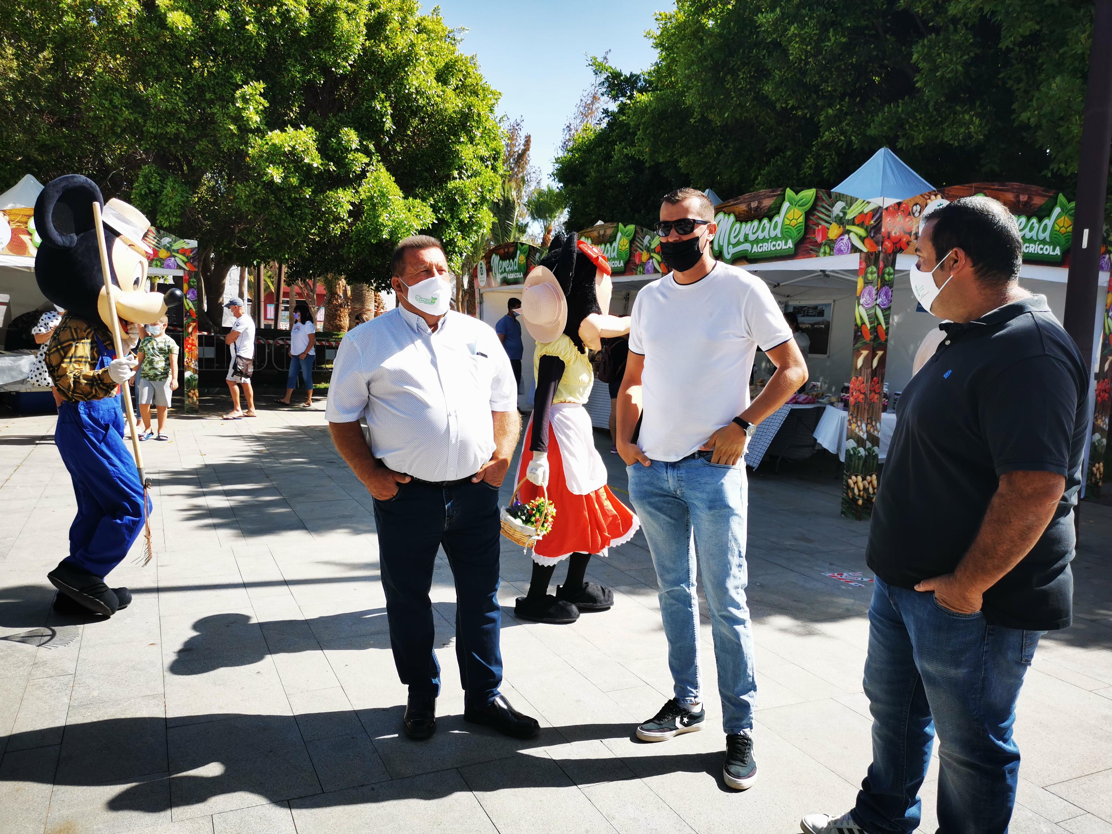 Mercado Agrícola de Antigua (Fuerteventura) / CanariasNoticias.es