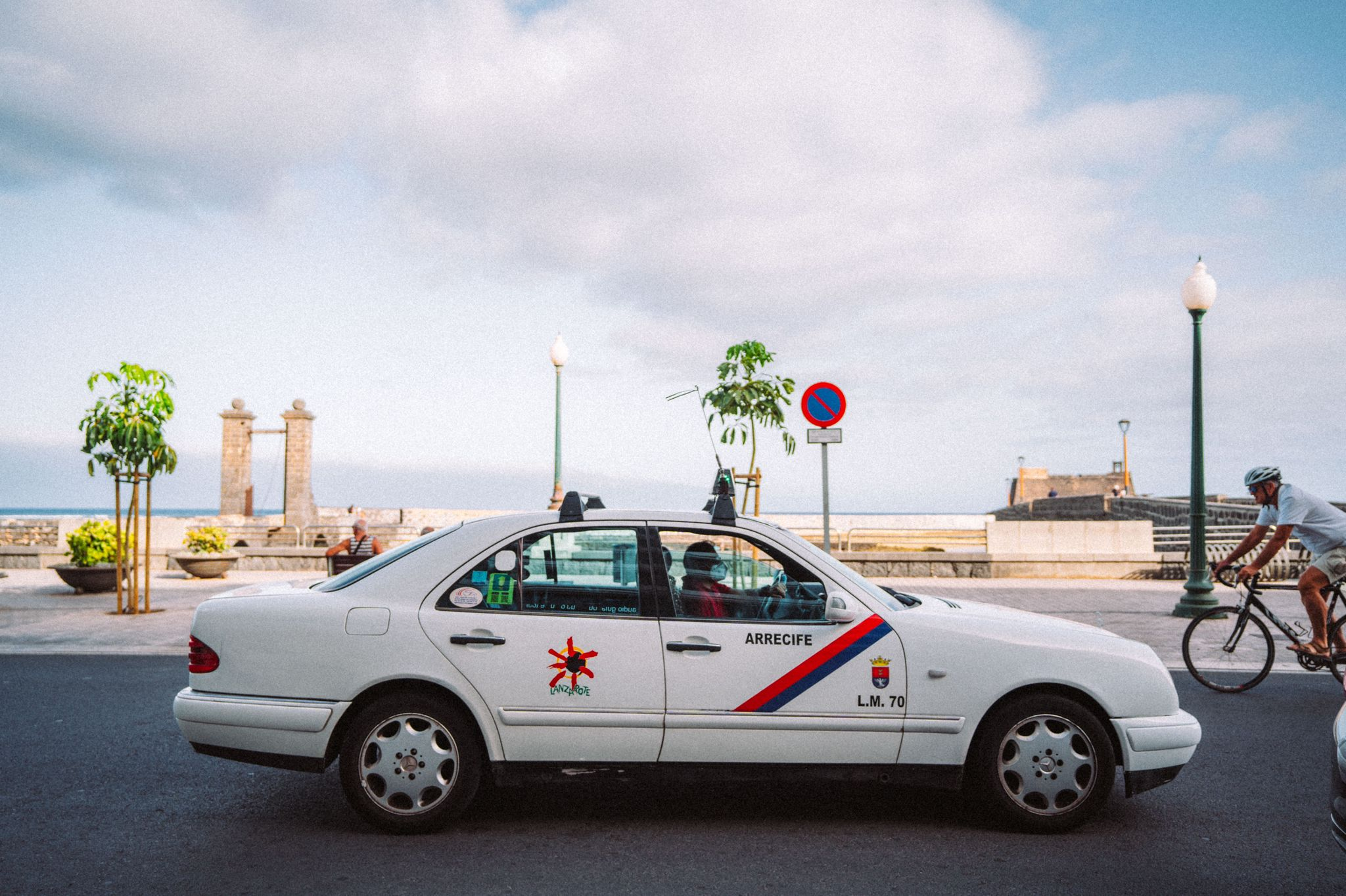 Taxi de Arrecife (Lanzarote) / CanariasNoticias.es