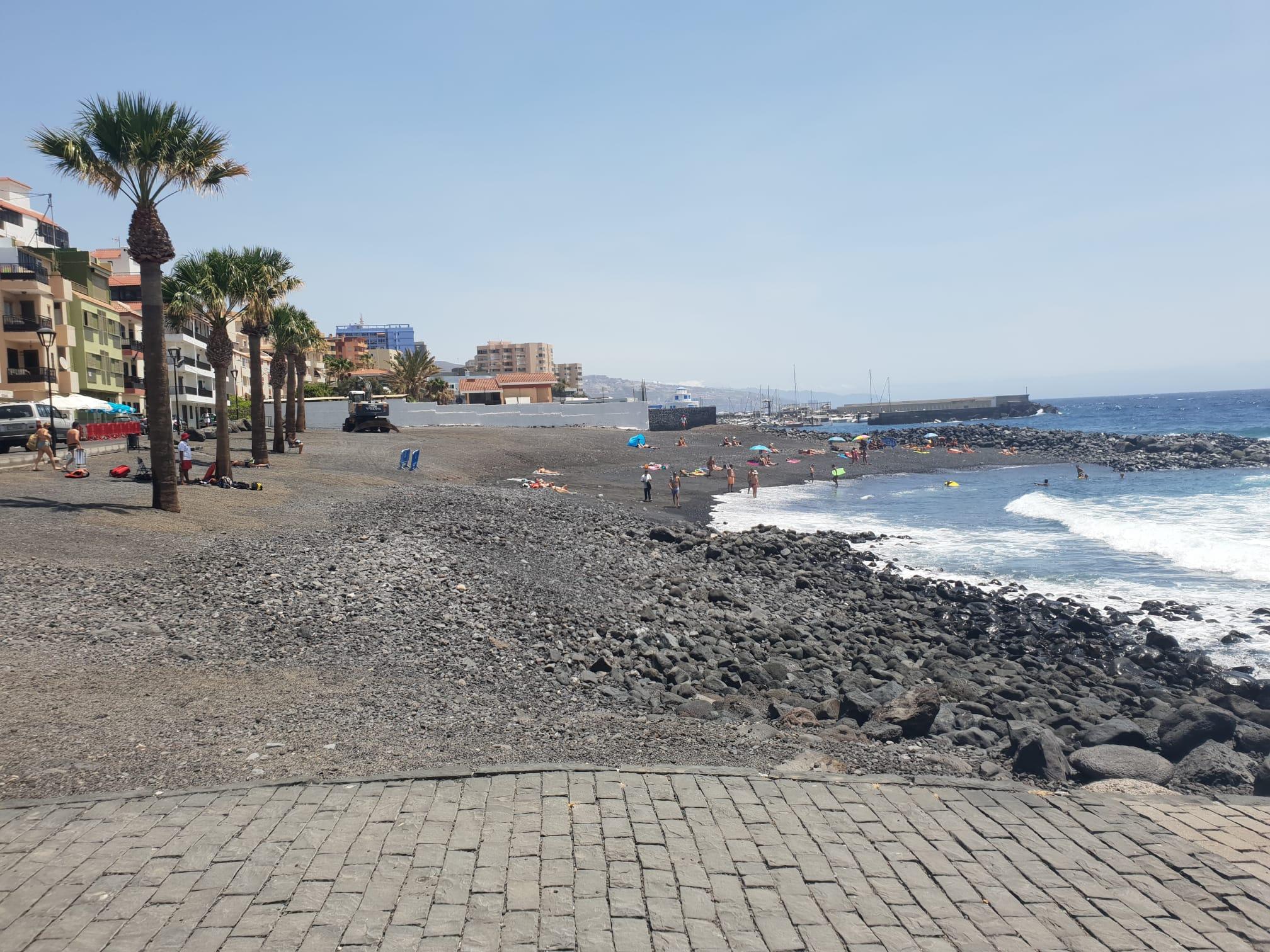 Playa de Olegario en Candelaria (Tenerife) / CanariasNoticias.es