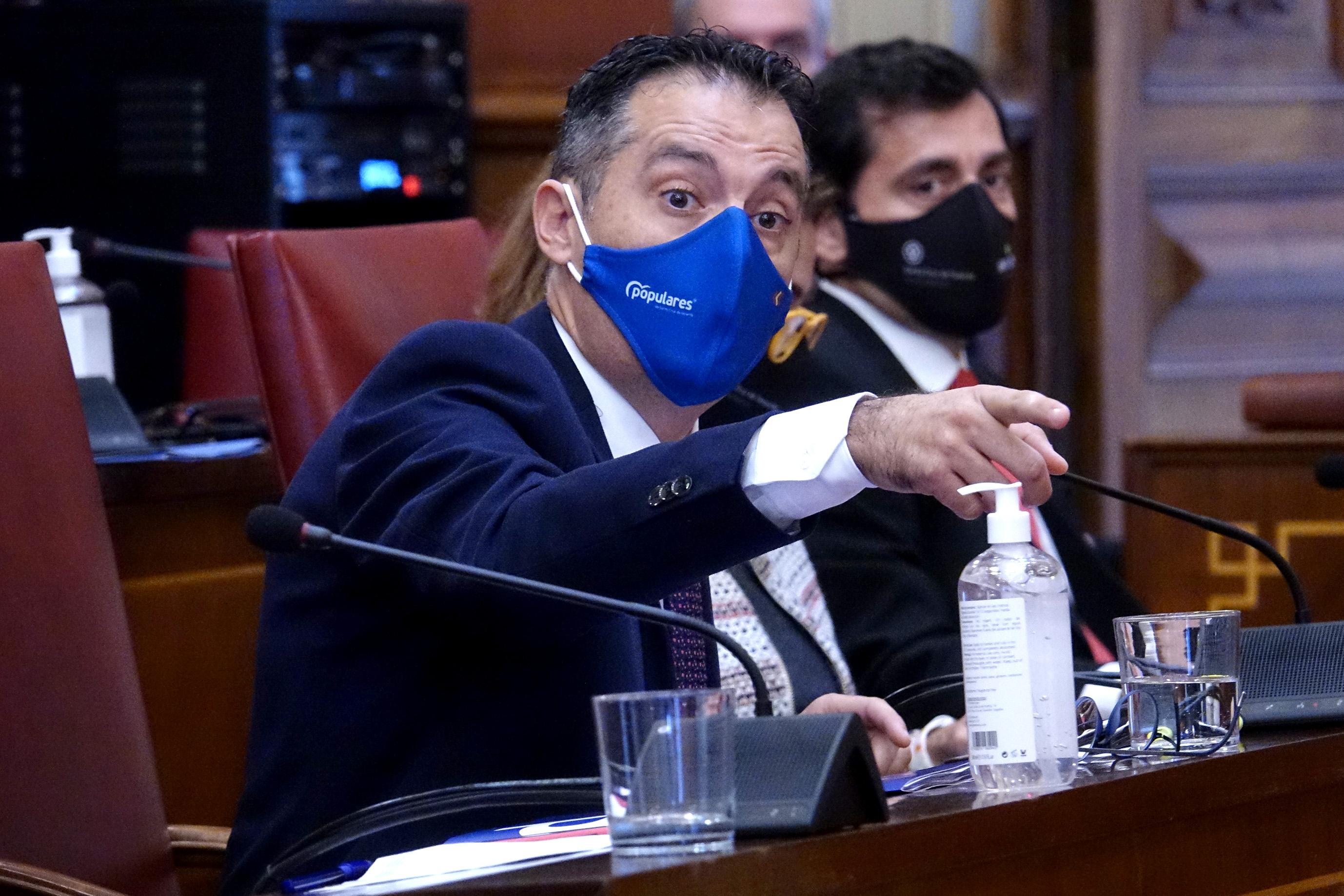 Carlos Tarife, concejal de Urbanismo del Ayuntamiento de Santa Cruz de Tenerife / CanariasNoticias.es