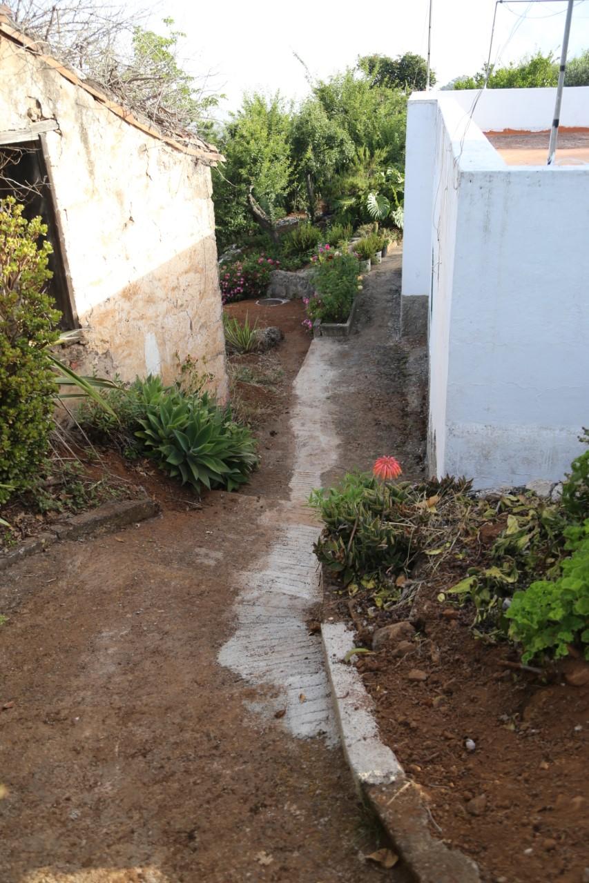 Saneamiento Enzodias. Valleseco/ canariasnoticias